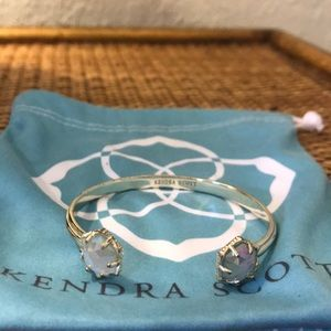 Kendra Scott pinch bracelet